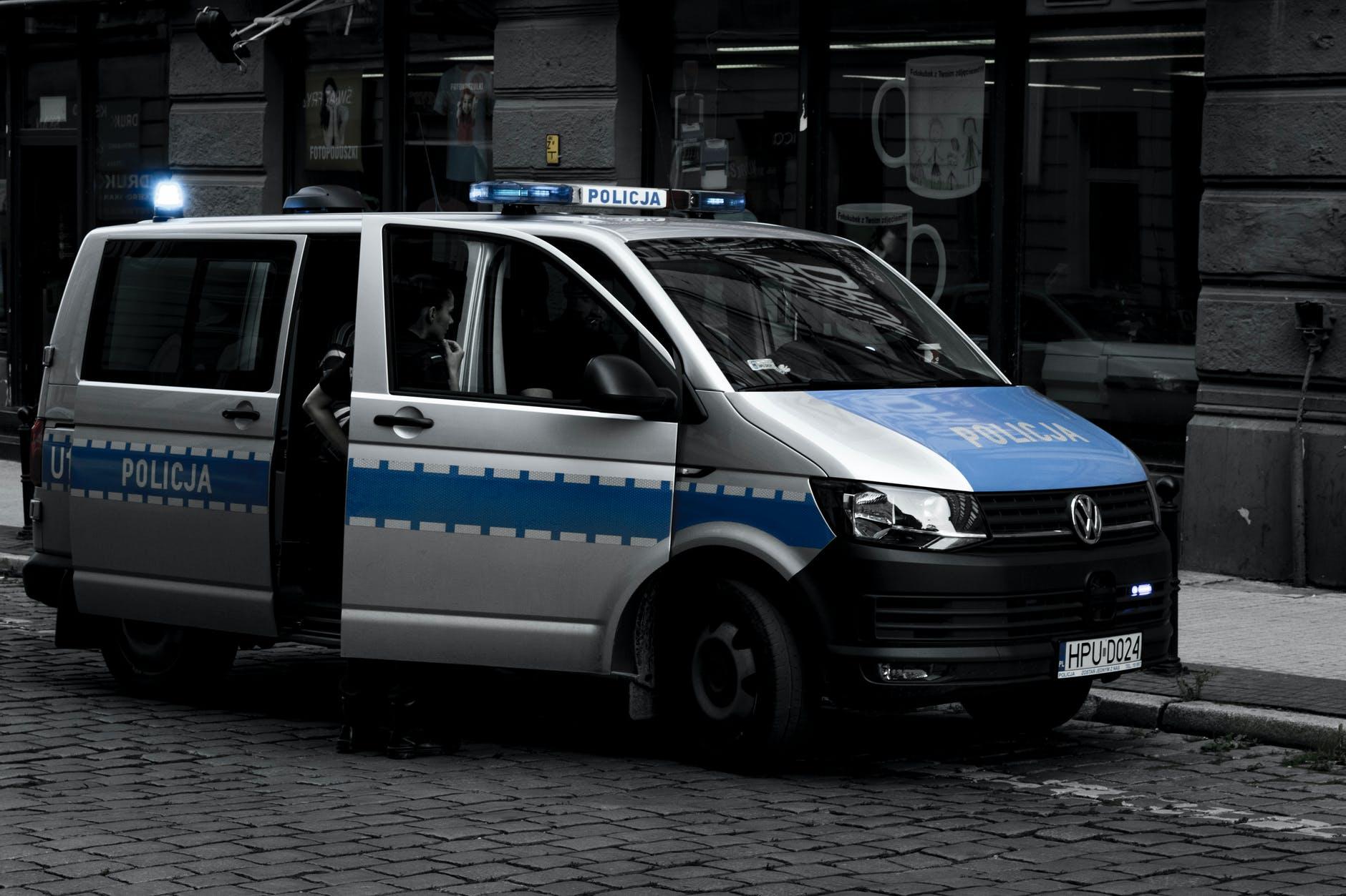 Jak dostać pracę w policji?